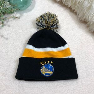 SF Warriors Knit Hat